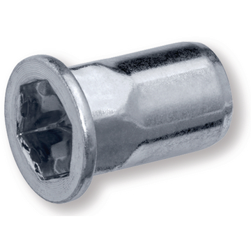 Blind Rivet Nut steel galvanized